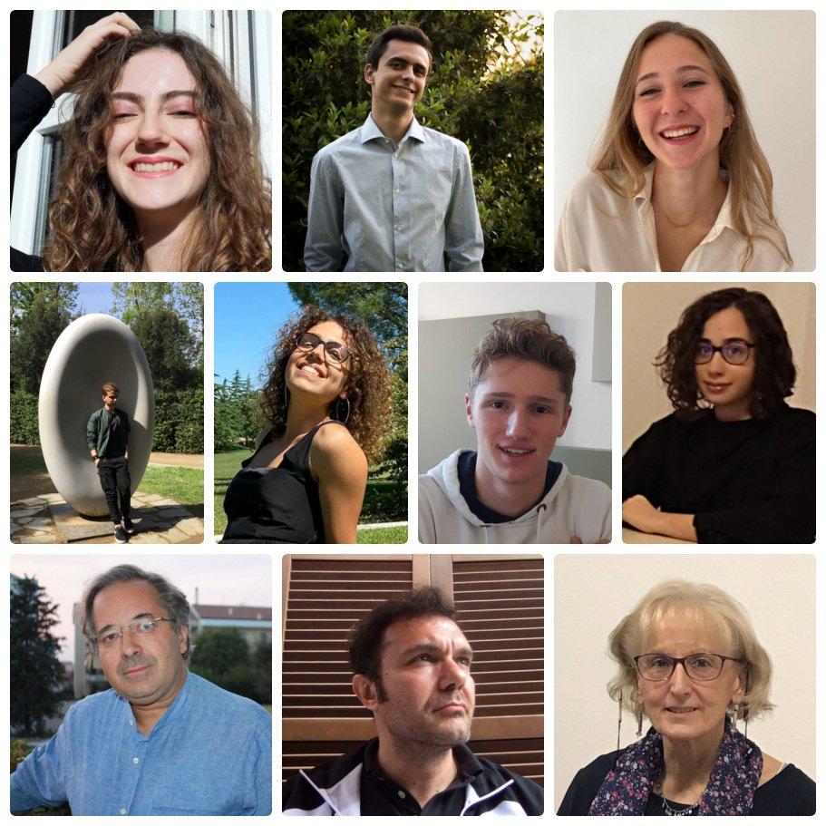 Italian debate team 2021